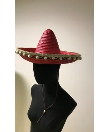 Accessoires Chapeau Mexicain